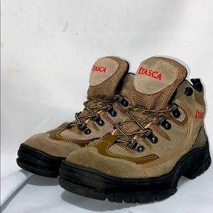 Itasca Brazil Women's Hiking Boots Sz9 FREE SHIP !